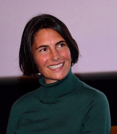 Alessandra Sublet accusée d'abandonner ses enfants, elle réagit