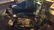 Zwaar ongeval met vrachtwagen op ondergesneeuwde N8 in Alveringem
