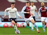 Manchester City met tien man naar de winst tegen Aston Villa