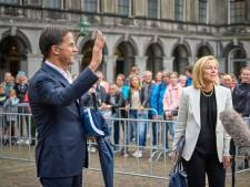 VVD en D66 moedig voorwaarts: voor het eerst laat Kaag formatiekar los