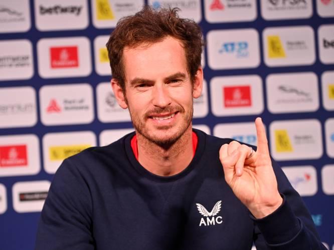 """Ervaringsdeskundige Andy Murray gelooft in 'Kimback': """"Clijsters kan nog topmatchen winnen"""""""