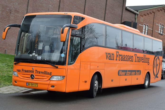 Fraassen Travelling onderdeel van TCR Group en gaat nu over naar Besseling Travel