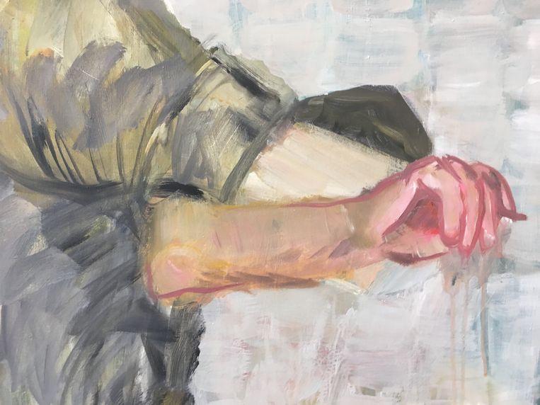Roos Johannes Hermsen @ Gerrit Rietveld Academie Beeld Anna van Leeuwen