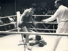 Harry Tabben uit Kwintsheul was een bokser met een gevreesde eindstoot: Oersterk, met katachtige reflexen