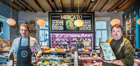 Italiaanse hotspot aan Scheveningse haven: eerbetoon aan het vissersdorp met de beroemde kaviaren