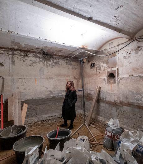 Heerde trappelt van ongeduld tijdens  renovatie van Villa Nova: 'De metamorfose is enorm'
