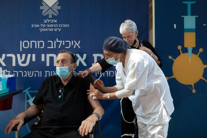 Burgemeester van Tel Aviv Ron Huldai.
