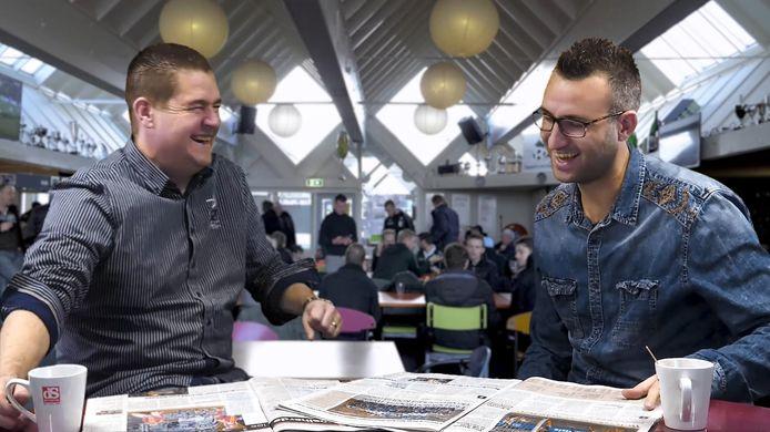 Dennis Arentsen en Johan Inan blikken terug op het voetbalweekend van PEC Zwolle en Go Ahead Eagles.