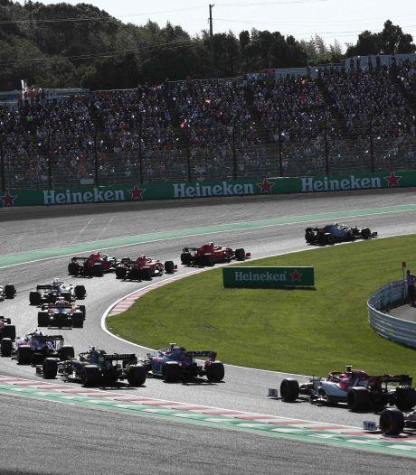 Le Grand Prix du Japon annulé pour la deuxième année de suite à cause de la pandémie