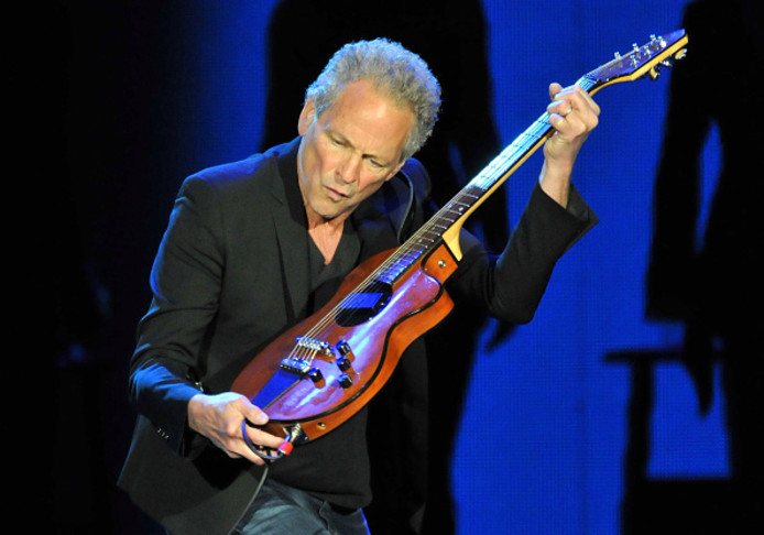 Lindsey Buckingham.