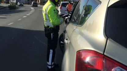 Alcoholcontroles politiezone Aalter-Knesselare: minder dan twee procent heeft glas te veel op