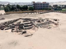 Vijfduizend jaar oude bierbrouwerij opgegraven in Egypte
