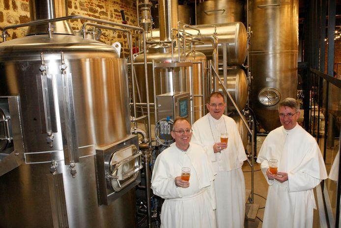 De Norbertijnen besloten in 2013 om hun bier opnieuw op de markt te brengen.