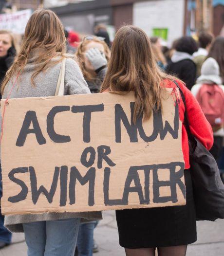 3.000 élèves dans les rues de Bruxelles pour le climat
