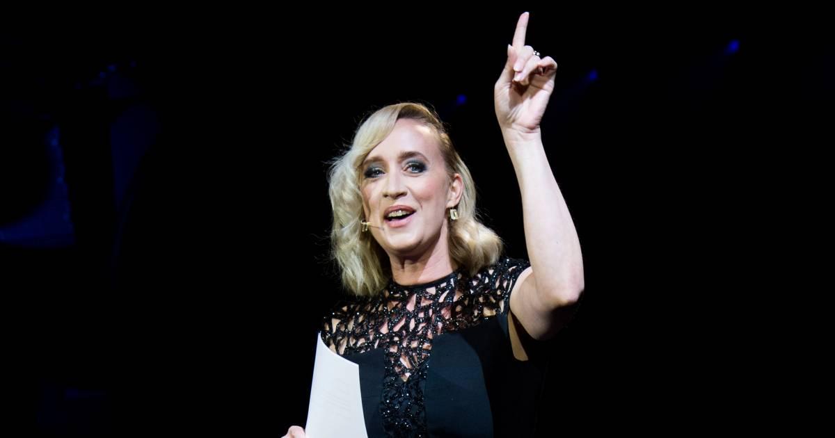 Eva Jinek verklapt aan Miljuschka wat zij het liefst eet: 'Na de uitzending wil ik een halve kilo kaas' - AD.nl