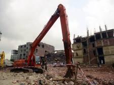 L'immeuble effondré au Bangladesh n'était pas conçu pour des usines