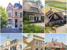 Huizen van een miljoen euro duiken op in Zwolle: dit koop je elders in het land voor dit bedrag