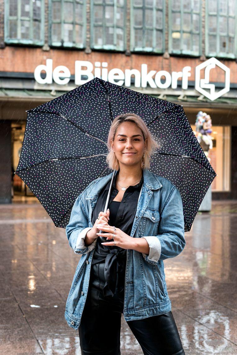 Daniela van der Lubbe. Beeld Eva Faché