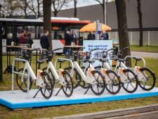 Op de Bravofiets naar je werk op het bedrijventerrein in Tilburg