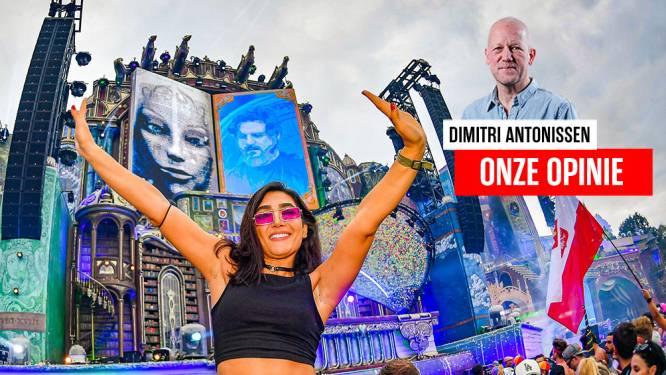 ONZE OPINIE. Tomorrowland: waarom een zwart-witkeuze tussen een festival met 75.000 mensen uit alle hoeken van de wereld of helemaal niets?
