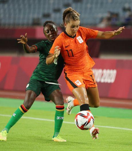 Oranje wordt niet veel wijzer van monsterscore: 'Sta je eindelijk op die Spelen, win je met 10-3'