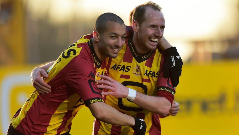 Sofiane Hanni is terug na de twee interlands met Algerije.