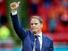 Frank de Boer is duidelijk: 'We moeten top zijn om goed resultaat tegen Tsjechië te halen'