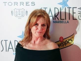 De schandalen zijn verleden tijd: kersverse oma Sarah 'Fergie' Ferguson is weer het favorietje van de Queen