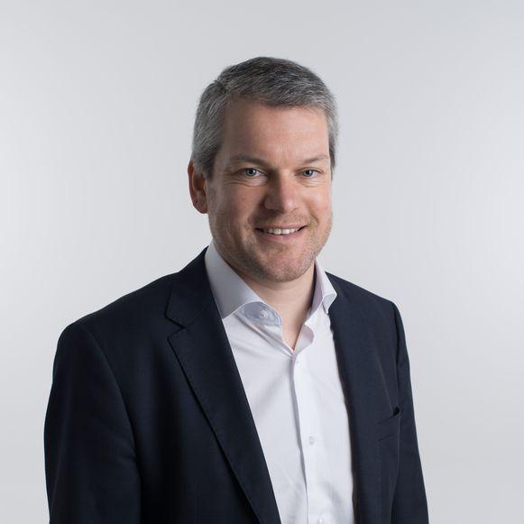 Wouter Blomme, directeur van Unizo West-Vlaanderen.