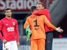 TOP Oss-keeper Olij blij om terug te keren in Alkmaar: 'Ik wil gewoon een stap voorwaarts zetten'