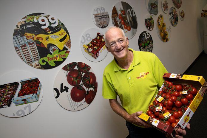 Ton Janssen is na 25 jaar nog altijd apetrots op 'zijn' Tasty Tom.
