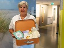 Dit koffertje moet kinderen helpen wanneer papa of mama kanker heeft: 'Vertel ze waarom je haar uitvalt'