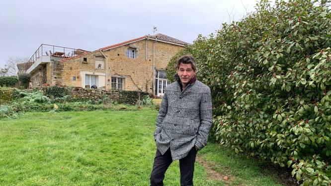 """Dimitri Verhulst leeft al jaar lang afgezonderd in Frankrijk: """"Maar ik verdien met moeite mijn boterham"""""""