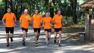 Nieuw: trailrun in Prinsenpark