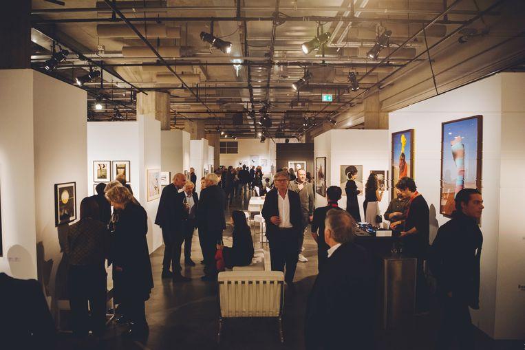 De Kahmann Gallery in 2020. Beeld Jelle Draper