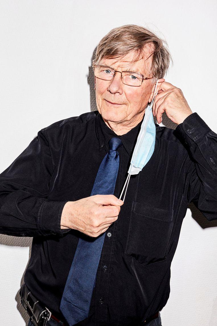 Ab Osterhaus: 'Om goed te zijn in de wetenschap heb je een bepaalde bevlogenheid nodig.' Beeld Valentina Vos/Lumen