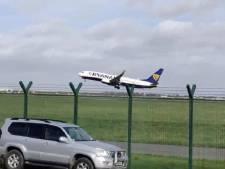 Un avion Ryanair venu de Bruxelles manque son atterrissage à Dublin