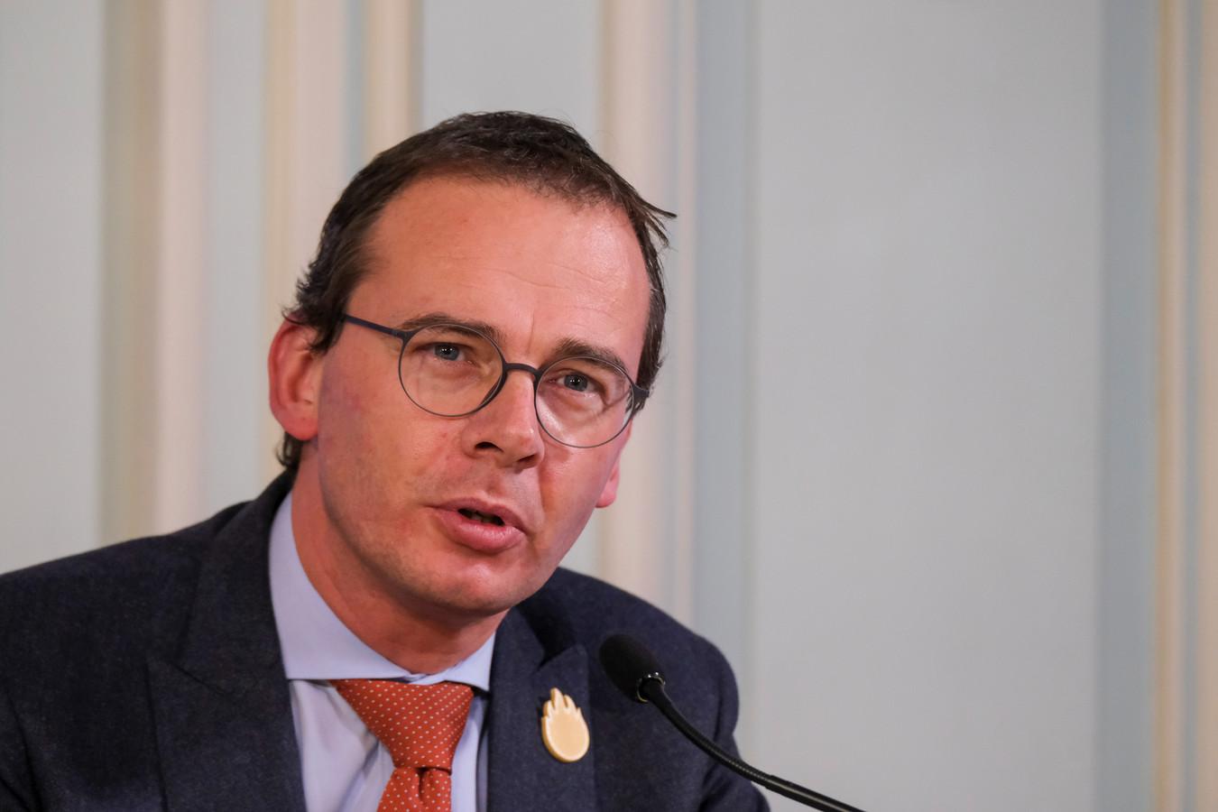 Le ministre flamand de la Santé, Wouter Beke (CD&V).