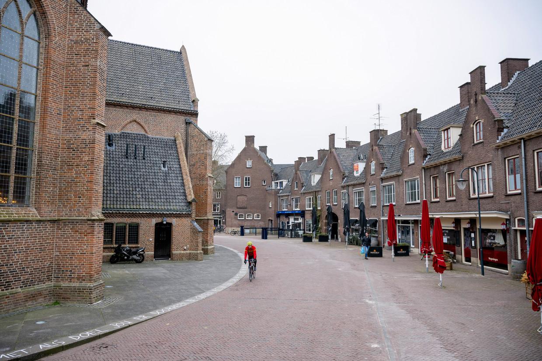 De Markt in Wageningen.