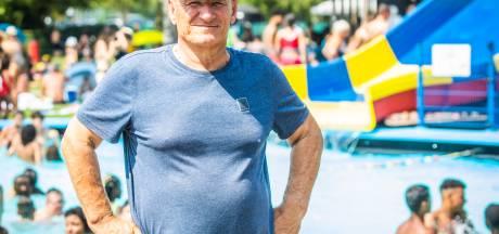 Job Blaak van Recreatieoord Binnenmaas zwaait af:  'Contact met collega's en publiek ga ik missen'