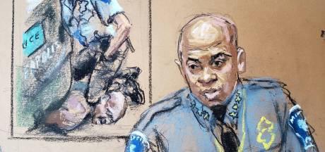'Blauwe muur van stilte' doorbroken tijdens George Floyd-proces