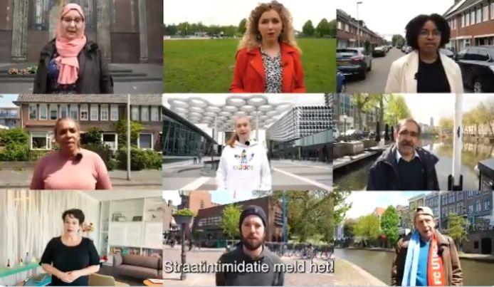 Utrecht probeert onder meer met een campagne straatintimidatie aan te pakken.