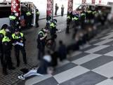 Hooligans wilden met elkaar op de vuist gaan