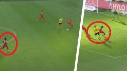 Bayern-sensatie Davies verbaast ook Romelu Lukaku met sprint van meer dan 35 km per uur
