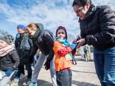 Rondje Nederland: Max heeft het heel erg koud