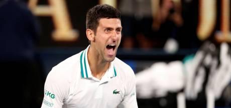 Djokovic tient son record, Zizou Bergs grimpe... de 107 places