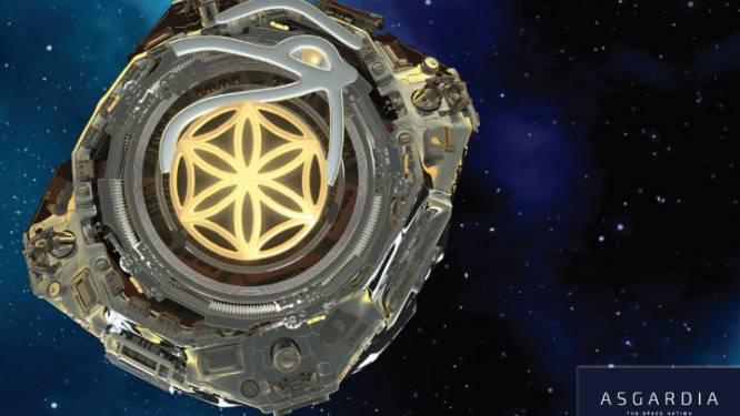 Wetenschappers stichten nieuwe buitenaardse staat 'Asgardia'