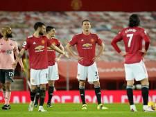 Afgang Manchester United: koploper op eigen veld onderuit tegen hekkensluiter