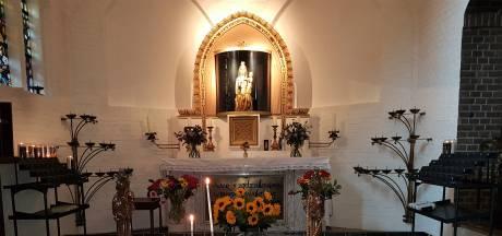 Opnieuw insluiper in Mariakerk in Renkum