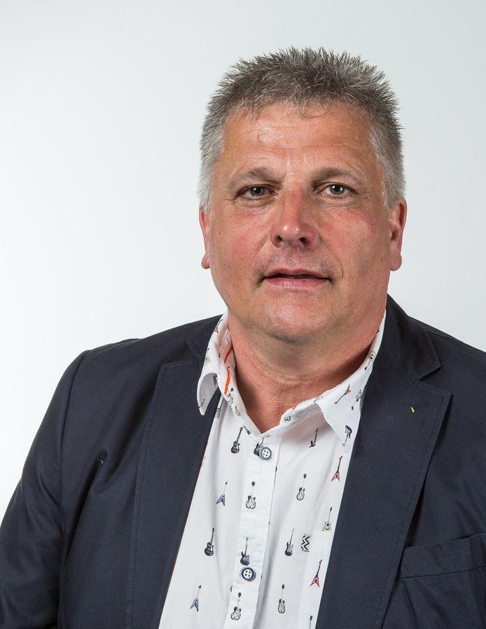 ABT-raadslid Han van 't Hof.